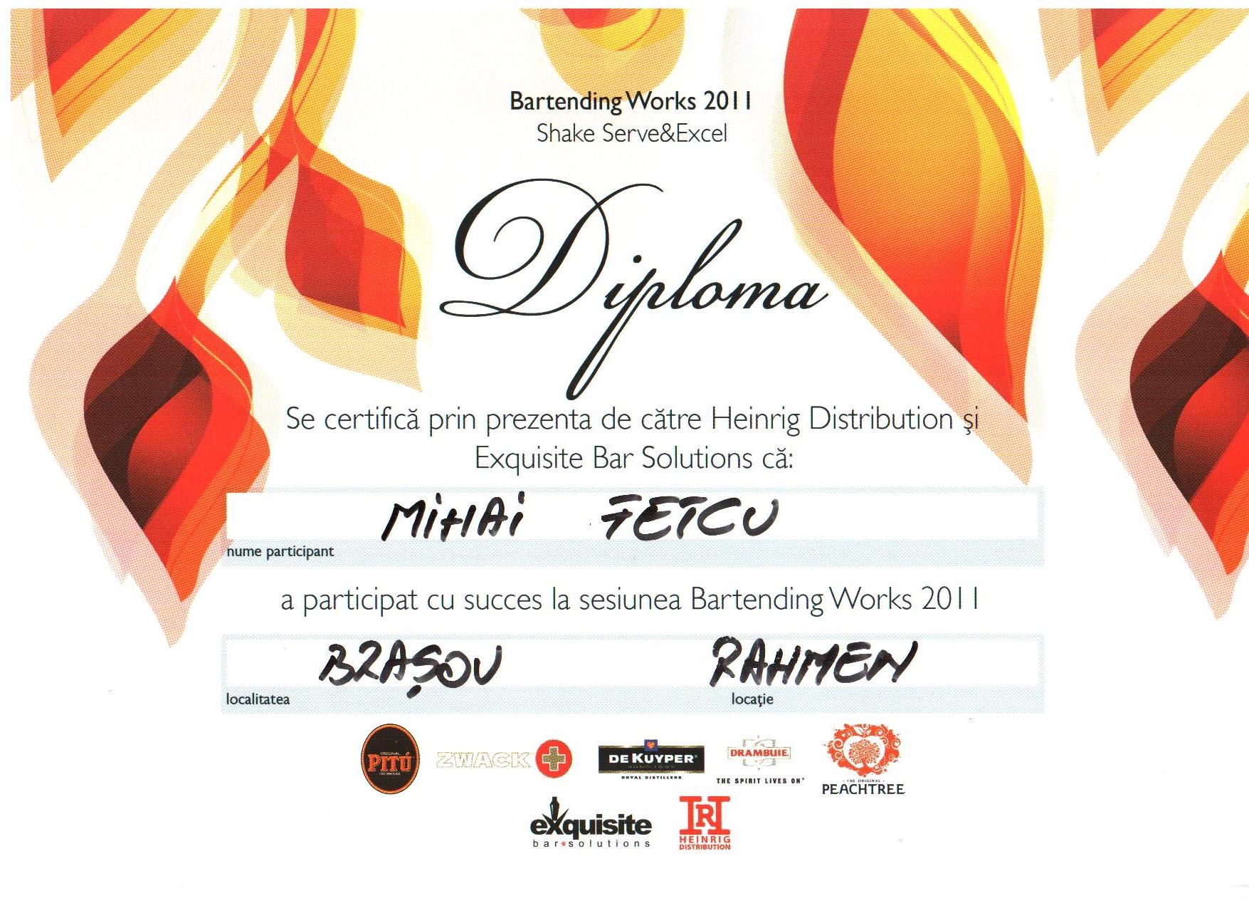 A_certificat Bartending Works 2011 fata