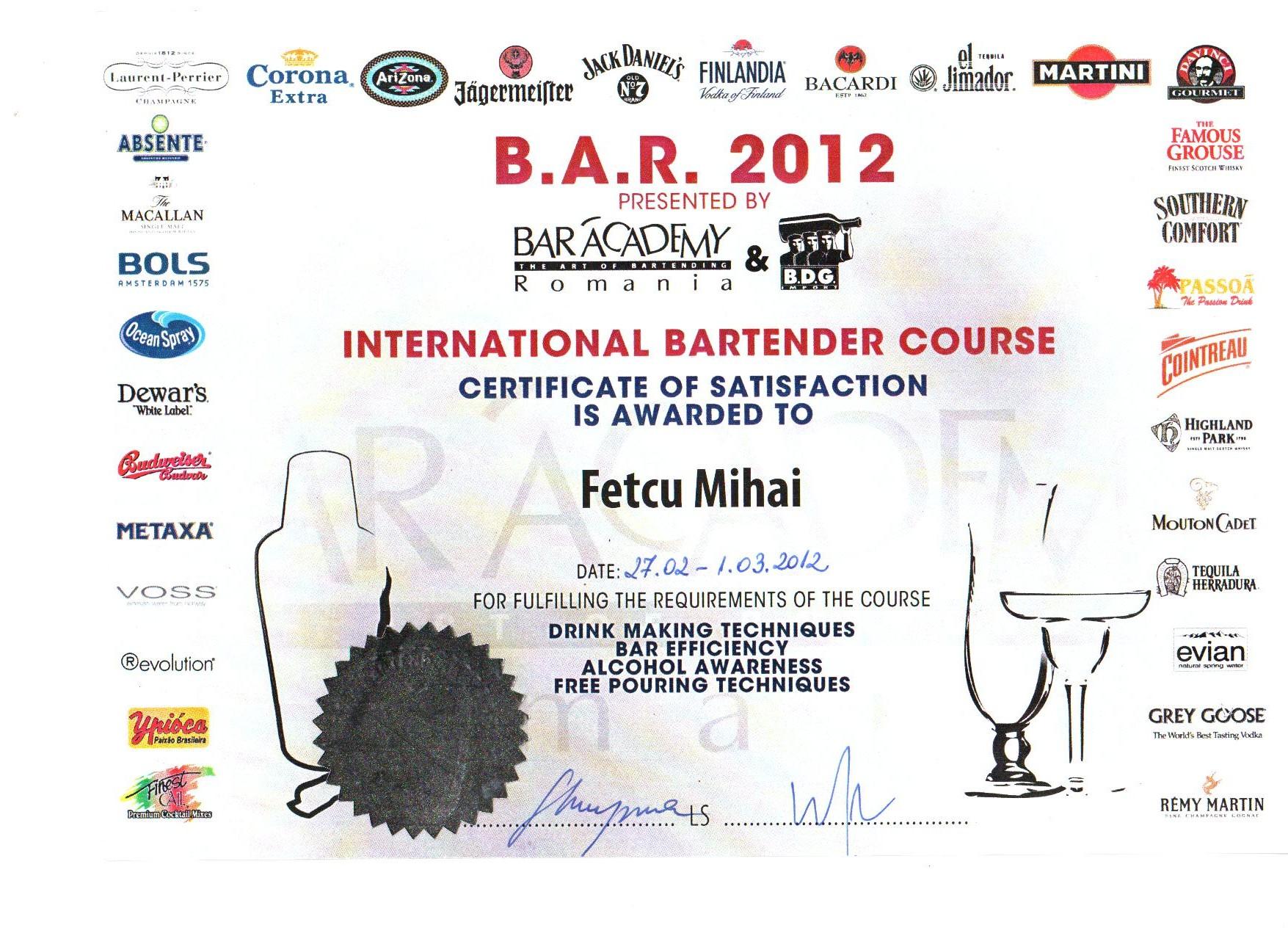 K_certificat bartender course 01.03.12