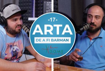 "Podcast ""Arta de a fi barman"" – Episodul 17 – Brand management cu Luci Dobra"